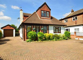 Thumbnail 4 bed detached house for sale in Pettits Lane, Romford, Essex