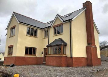 Thumbnail 5 bedroom detached house for sale in Cook Rees Avenue, Neath, Neath Port Talbot.