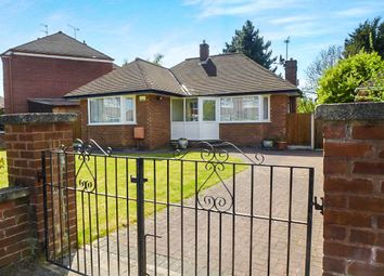 Thumbnail 2 bed detached bungalow for sale in Leaway, Greasby, Wirral