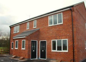 Thumbnail 1 bedroom flat to rent in Chesterton Court, Stoney Stanton, Leicester