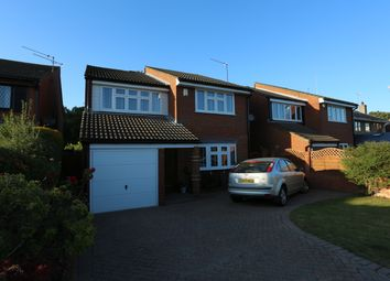 Thumbnail 4 bed detached house for sale in Heathleigh Drive, Langdon Hills, Basildon