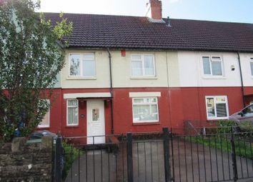 Thumbnail 3 bedroom terraced house for sale in Archer Road, Cardiff