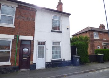 Thumbnail 2 bedroom end terrace house to rent in Cotton Lane, Derby