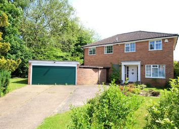 Thumbnail 4 bed detached house for sale in Clays Close, East Grinstead, West Sussex