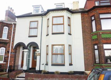 Thumbnail 6 bed terraced house for sale in Denmark Road, Lowestoft