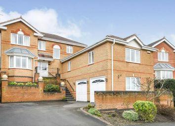 Thumbnail 4 bed detached house for sale in Slayley View Road, Barlborough, Chesterfield, Derbyshire