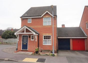 Thumbnail 3 bed link-detached house for sale in Lockside View, Rugeley