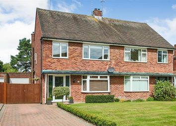 Thumbnail 3 bed semi-detached house for sale in Felbridge Close, East Grinstead, West Sussex