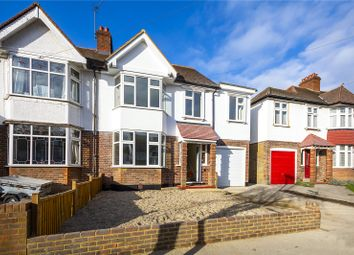 Thumbnail 4 bed semi-detached house for sale in Chiltern Drive, Surbiton