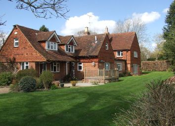 Thumbnail 4 bed detached house to rent in Pound Lane, Ampfield, Romsey