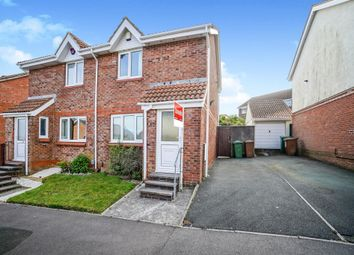 Thumbnail 2 bed property to rent in Smallridge Close, Plymstock, Plymouth