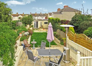 Thumbnail 4 bedroom town house for sale in Franklin Road, Weymouth