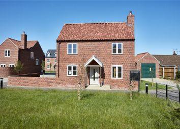 Thumbnail 3 bed detached house for sale in Plot 15 Priory Mews, Binham, Fakenham, Norfolk