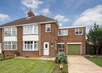 Thumbnail 4 bed semi-detached house to rent in Leighton Road, Toddington, Dunstable