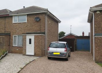 Thumbnail 2 bed semi-detached house to rent in Boughton Close, Sutton-In-Ashfield
