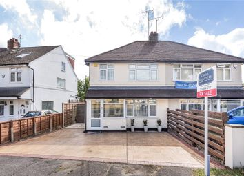 Rickmansworth Road, Pinner, Middlesex HA5. 3 bed semi-detached house
