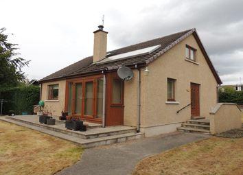 Thumbnail 3 bed detached house for sale in Lady Margaret Drive, Lhanbryde, Elgin