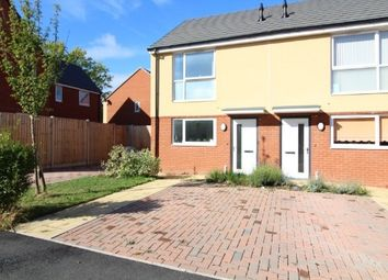Thumbnail 2 bed semi-detached house to rent in New Kilvert Road, Hereford