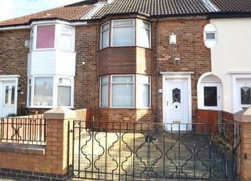 Thumbnail 2 bed terraced house for sale in Hursley Road, Aintree, Liverpool