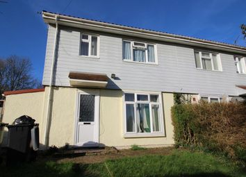 Thumbnail 4 bed semi-detached house to rent in Walpole Road, Stanmore, Winchester