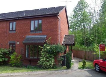 Thumbnail 1 bed end terrace house to rent in Wardour Place, Warndon Villages, Worcester