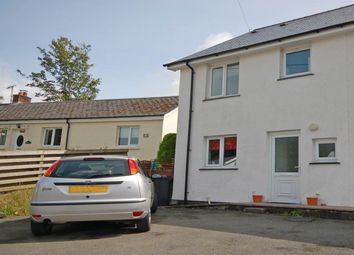 Thumbnail 3 bed semi-detached house to rent in Maesyrawel, Ponterwyd, Aberystwyth