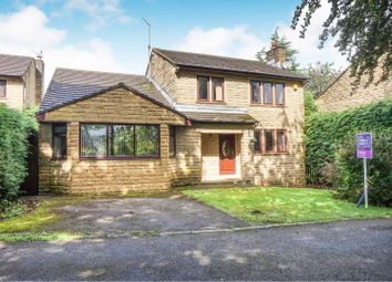 Thumbnail 4 bed detached house for sale in Cromwell Court, Bradford