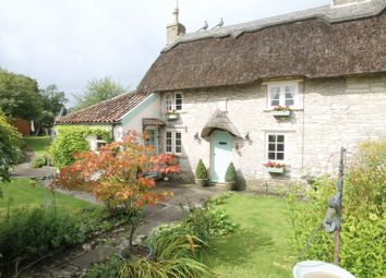Thumbnail 2 bed cottage for sale in The Folly, Chewton Mendip, Radstock