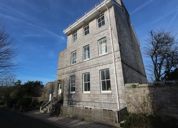 Thumbnail 6 bed detached house for sale in The Square, Stonehouse, Plymouth