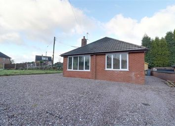 Thumbnail 2 bed detached bungalow for sale in Newchapel Road, Kidsgrove, Stoke-On-Trent
