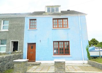 3 bed semi-detached house for sale in Front Street, Pembroke Dock, Pembrokeshire. SA72