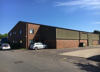 Thumbnail Light industrial for sale in Unit 1, 16 Liberator Close, Norwich, Norfolk