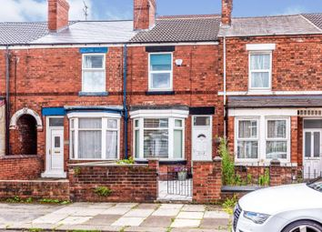 Thumbnail 2 bed terraced house for sale in Lister Street, Rotherham, South Yorkshire