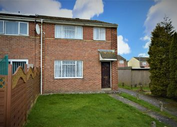 Thumbnail 3 bed end terrace house for sale in Ten Acres, Shaftesbury