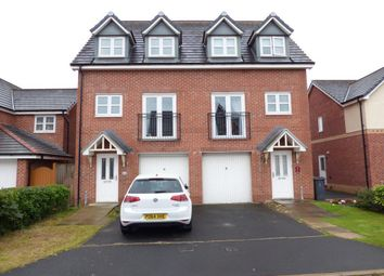 Thumbnail 3 bedroom town house for sale in Redwing Close, Heysham