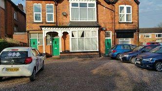 Thumbnail 1 bedroom flat to rent in Kingsbury Road, Erdington, Birmingham