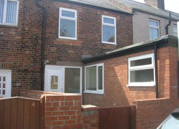 Thumbnail 3 bed terraced house to rent in Jubilee Terrace, Willington, Crook