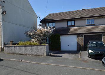 Thumbnail 3 bed semi-detached house for sale in Felinfoel, Llanelli
