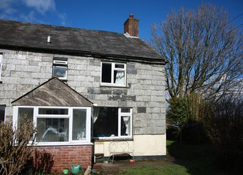 Thumbnail 2 bed semi-detached house to rent in Blackaton, Lewannick
