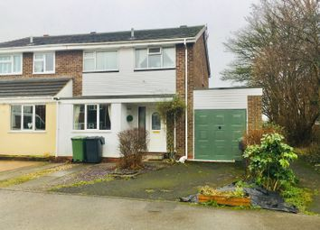 Thumbnail 3 bed property to rent in Pennine Road, Bromsgrove