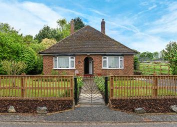 Thumbnail 3 bedroom detached bungalow to rent in High Street, Guilden Morden, Royston
