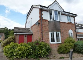 Thumbnail 1 bed terraced house to rent in Goddard Close, Maidenbower, Crawley