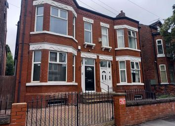 Thumbnail 6 bed semi-detached house for sale in East Road, Longsight, Manchester