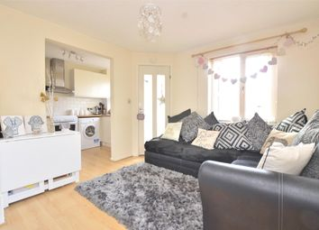 Thumbnail 1 bed end terrace house to rent in Langshott, Horley, Surrey