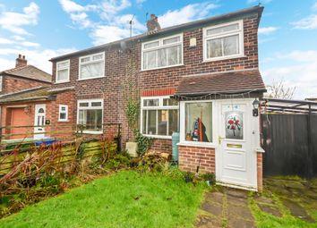 Thumbnail 2 bedroom semi-detached house to rent in Longbarn Lane, Woolston, Warrington