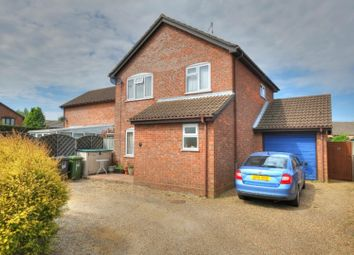 Thumbnail 3 bed detached house for sale in Lyngate Road, North Walsham