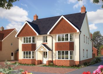 "Thumbnail 5 bed detached house for sale in ""The Ascot"" at Bannold Drove, Waterbeach, Cambridge"