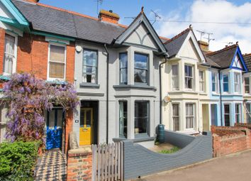 Thumbnail 4 bed terraced house for sale in White Marsh Court, Cromwell Road, Whitstable
