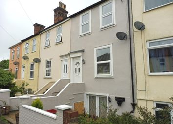 Thumbnail 3 bedroom terraced house to rent in Pepys Street, Harwich