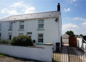 Thumbnail 3 bed semi-detached house for sale in Leyshon Road, Ammanford